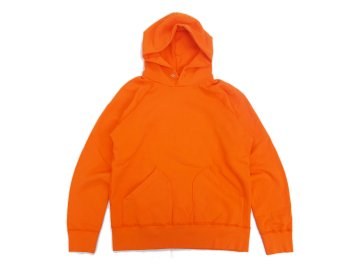 Velva Sheen [ 10oz P/O HOODIE ] ORANGE