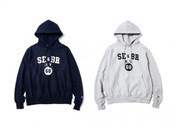 68&BROTHERS [ Heavy Weight Hood Sweat