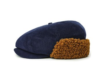 BRIXTON [ BROOD EARFLAP SNAP CAP ]