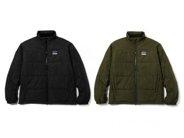 68&BROTHERS [ Classic Puff Jacket (Thinsulate) ] 2 COLORS