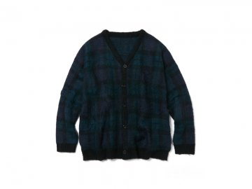 68&BROTHERS [ Mohair Sweater Cardigan ]