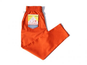 COOKMAN [ Chef Pants ] ORANGE