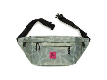 by Parra [ Bird Camo Waist Pack XXL ]