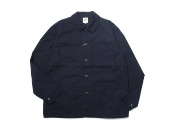 F.O.B FACTORY [ FRENCH SHIRTS JACKET ] NAVY