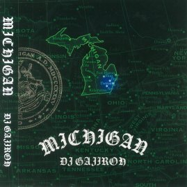 DJ GAJIROH [ MICHIGAN ] MIX CD