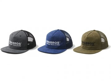 68&BROTHERS [ 5Panel Mesh Cap
