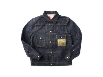 F.O.B FACTORY [ G-3 DENIM 2nd JACKET ]