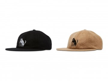 by Parra [ Cat Wool 6 Panel Hat ] 2COLORS