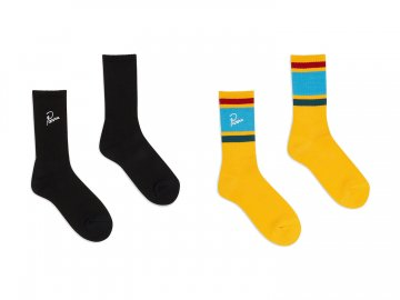 by Parra [ Crew Socks ] 2 COLORS