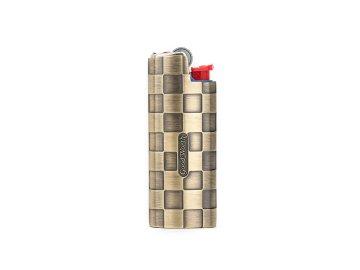 Good Worth & Co. [ Checker Lighter Case (SMALL) ]