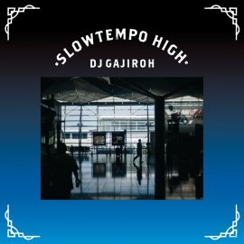DJ GAJIROH [ SLOWTEMPO HIGH ] MIX CD