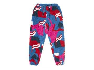 by Parra [ Flag Mountain Racer Sherpa Fleece Pants  ]