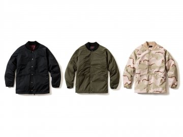 68&BROTHERS [ Classic Blouson 60/40 cloth ] 3 COLORS
