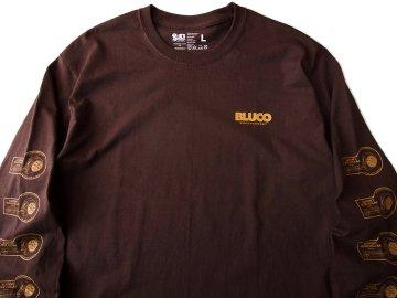 BLUCO [ PRINT L/S TEE