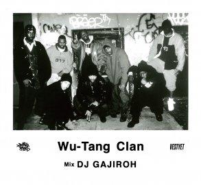 DJ GAJIROH [ WU-TANG CLAN ] MIX CD