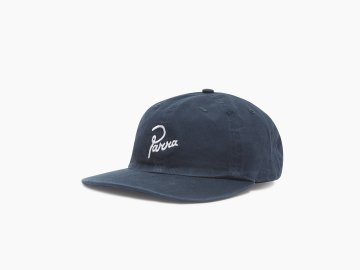 by Parra [ Washed Signature Logo Hat ]