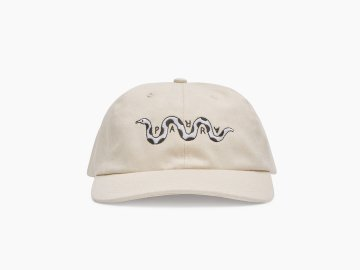 by Parra [ Snaked 6 Panel Hat ]