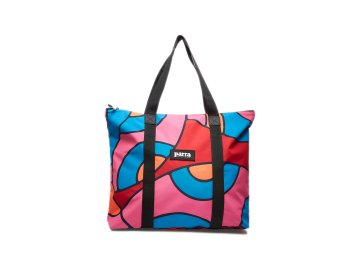 by Parra [ Serpent Pattern Tote Bag ]