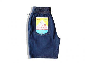 COOKMAN [ Chef Short Pants ] DENIM