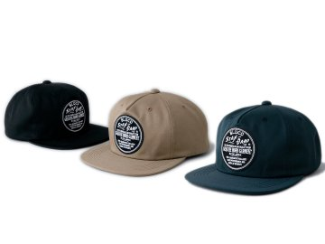 BLUCO [ FULL PANEL CAP -stamp patch- ] 3 COLORS