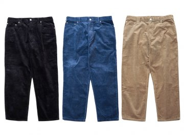 68&BROTHERS [ Corduroy 5Pkt Buggy Pants ] 3 COLORS