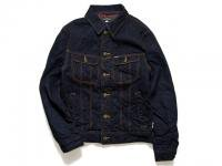 INTERFACE [ LINER DENIM JACKET ] - INDIGO