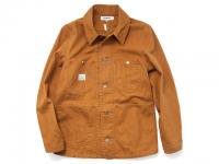 INTERFACE [ COVERALL JKT ] - BROWN