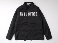 INTERFACE [ ATTACHMENT COACH JKT ] - BLACK