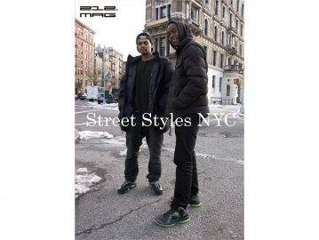 212MAG #23 [ Street Styles NYC ]
