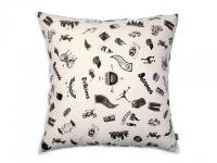 DELICIOUS HOME COLLECTION [ CUSHION ] - CREAM