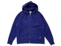 INTERFACE [ LETTERED FULL ZIP PARKA ] - NAVY