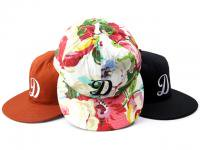 DELICIOUS by EBBETS FIELD FLANNELS [ FLORAL CAP ]
