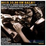 DJ TAKI294 [ LIVE MIX in REBELDOM 27th EDITION ] MIX CD