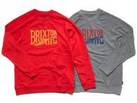 BRIXTON [ COVENTRY CREW FLEECE ]【30% OFF】
