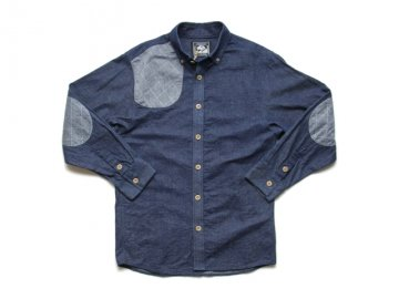 4WHEELPIPE [ DENIM HUNTING B.D. SHIRTS ]