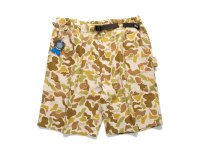 BLUCO [ EASY PAINTER SHORTS ] CAMO