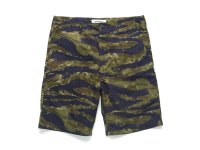 INTERFACE [ RIP STOP CAMO SHORT PANTS ] TIGER STRIPE