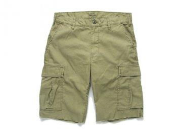 Delicious [ BDU Short Pants ] Oive Drab