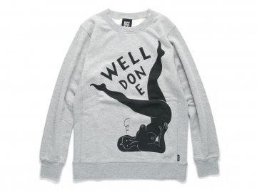 ROCKWELL by Parra [ Crewneck