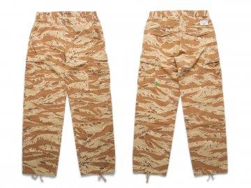 Delicious [ BDU Pants ] Sand Tiger Camo