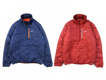 Delicious [ Insulation Pullover Jacket ] 2 COLORS【40% OFF】