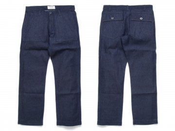 Nisus Hotel [ Denim Baker Pants ]