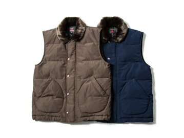 68&BROTHERS [ USN Vest ]【30% OFF】