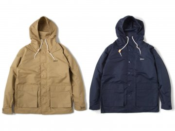 SKITLABEL [ Nylon Mountain Parka ] 2 COLORS