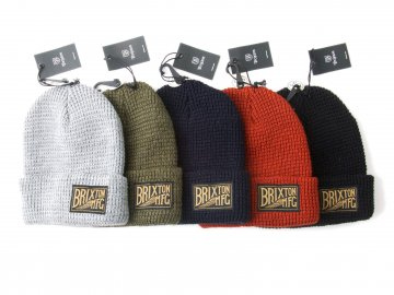 BRIXTON [ Coventry Beanie ] 5 COLORS
