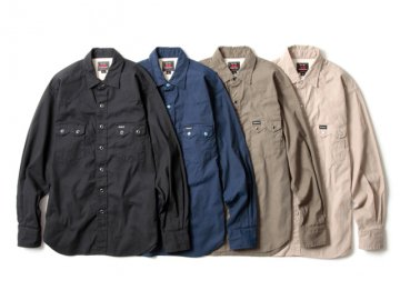 68&BROTHERS [ Western Shirts ] 4 COLORS