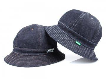 Delicious by Cone Denim [ WHITE OAK Bucket Hat (14.75oz) ]