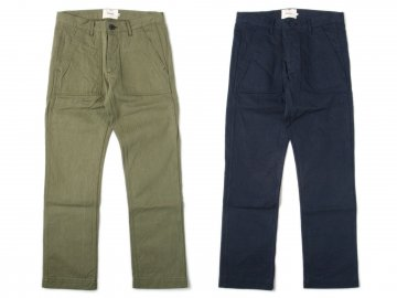 Nisus Hotel [ Herringborne Baker Pants ] 2 COLORS