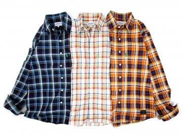 Delicious [ Plaid Check Shirt ] 3 COLORS