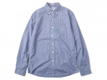 Delicious by Thomas Mason [ Gingham Check Shirts ]
